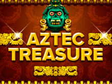 Казино и автомат Aztec Treasure