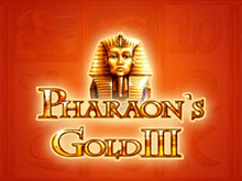 Казино и автомат Pharaohs Gold III
