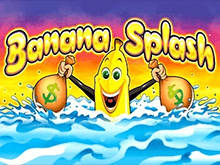 Слот Banana Splash в казино Вулкан