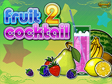 Fruit Cocktail 2 в казино с бонусами Вулкан
