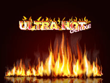 Играть в автомат Ultra Hot Deluxe на деньги