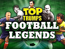 Онлайн аппарат Top Trumps Football Legends