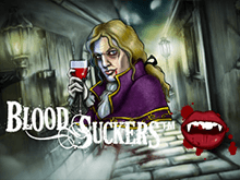 Казино и автомат Blood Suckers
